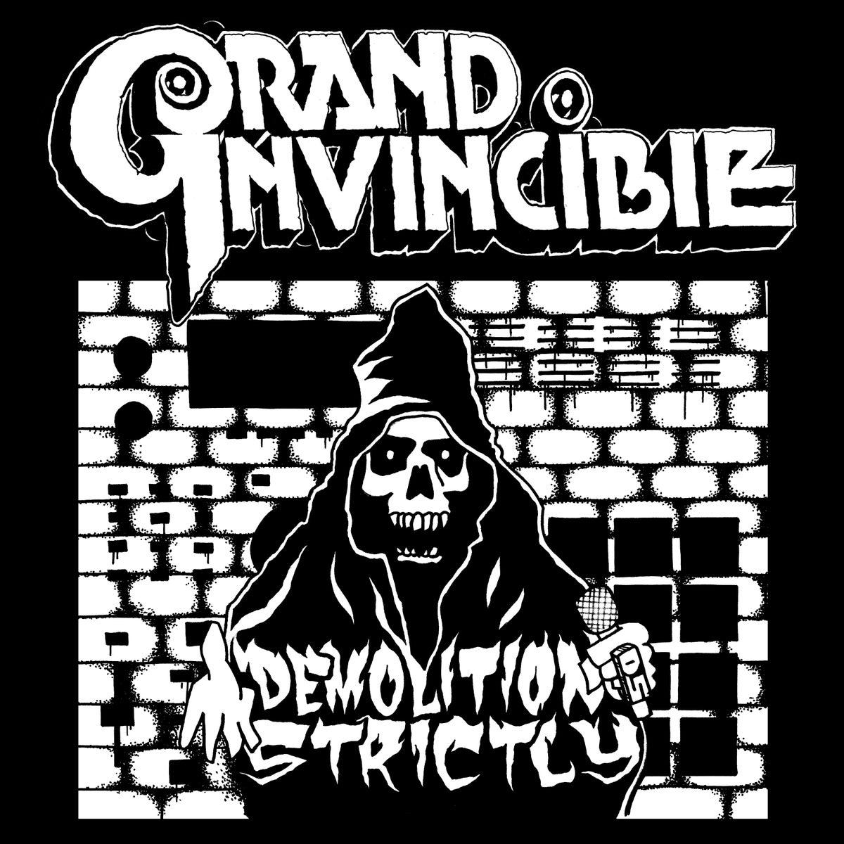 GRAND INVINCIBLE - Demolition Strictly LP