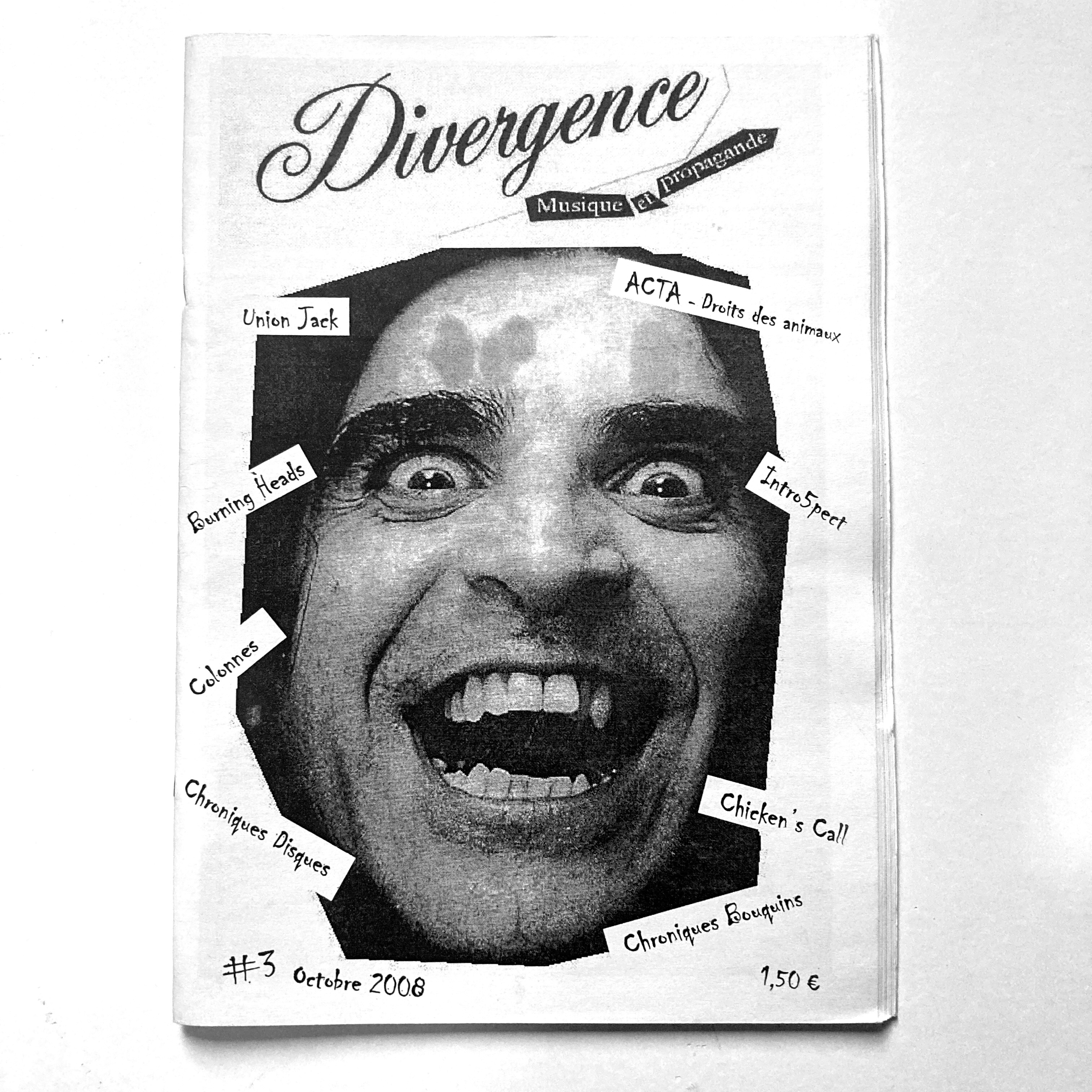 Divergence - #3