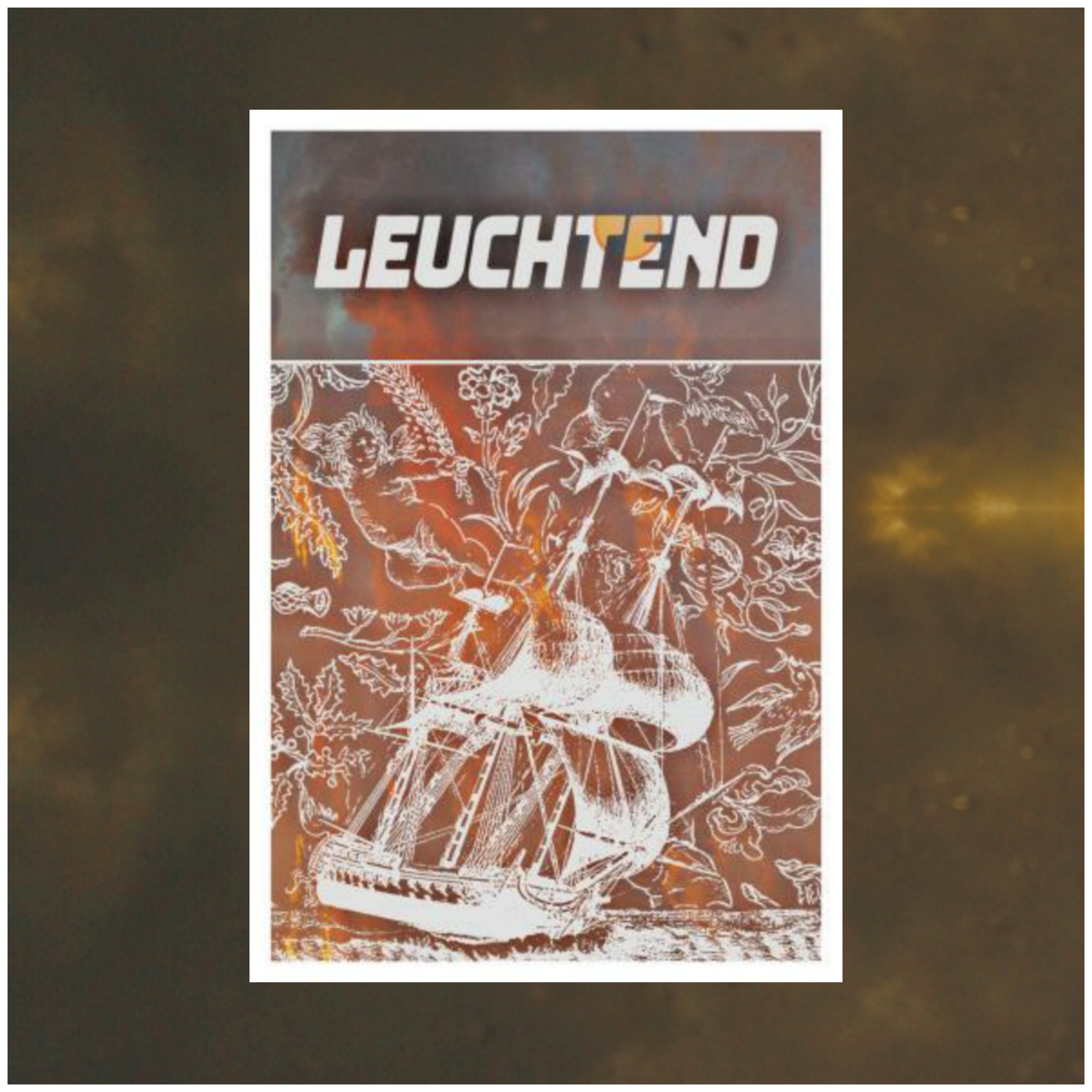 Leuchtend Socotra Poster (Sold Out)