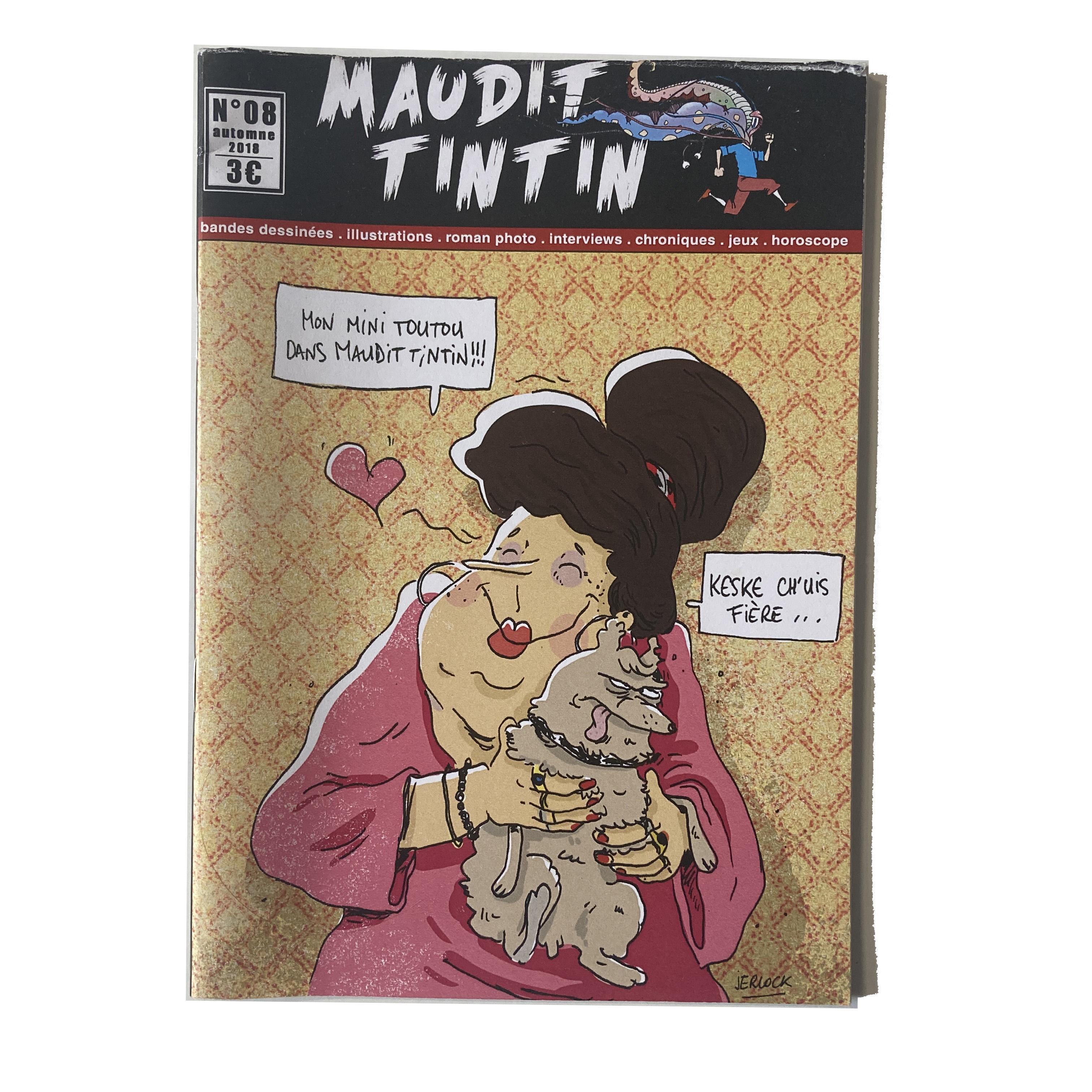 Maudit Tintin - #8