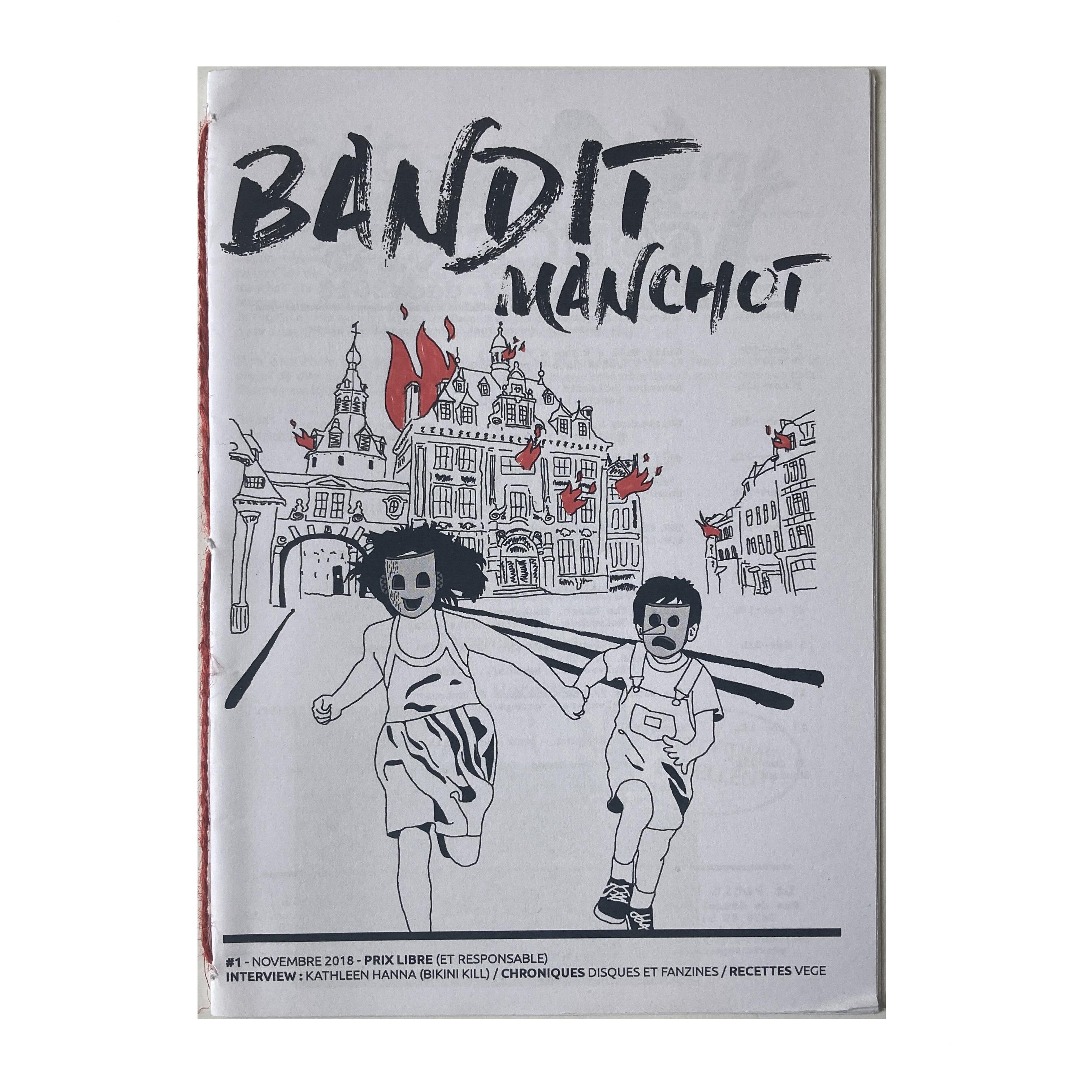 Bandit Manchot  #1