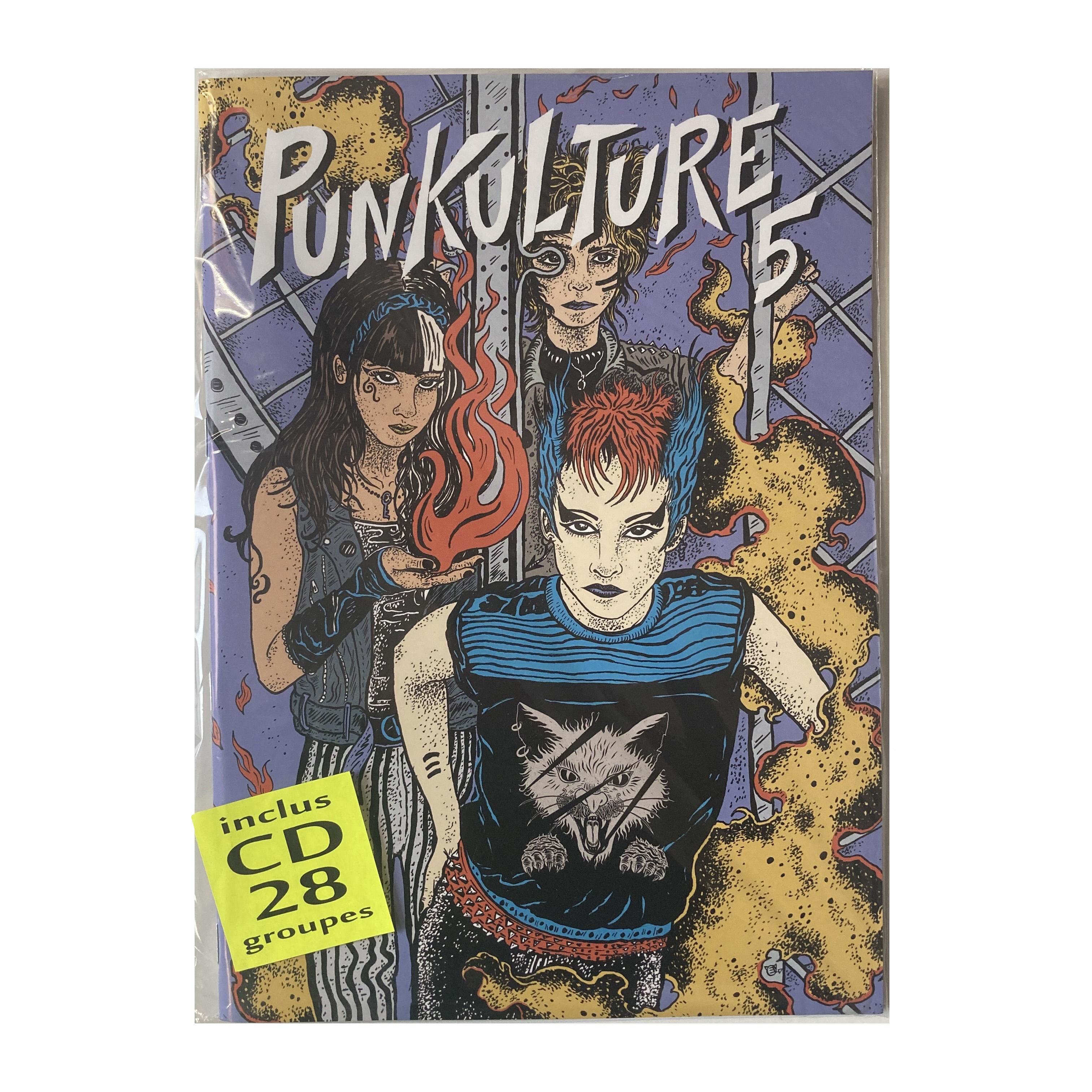 Punkulture 5