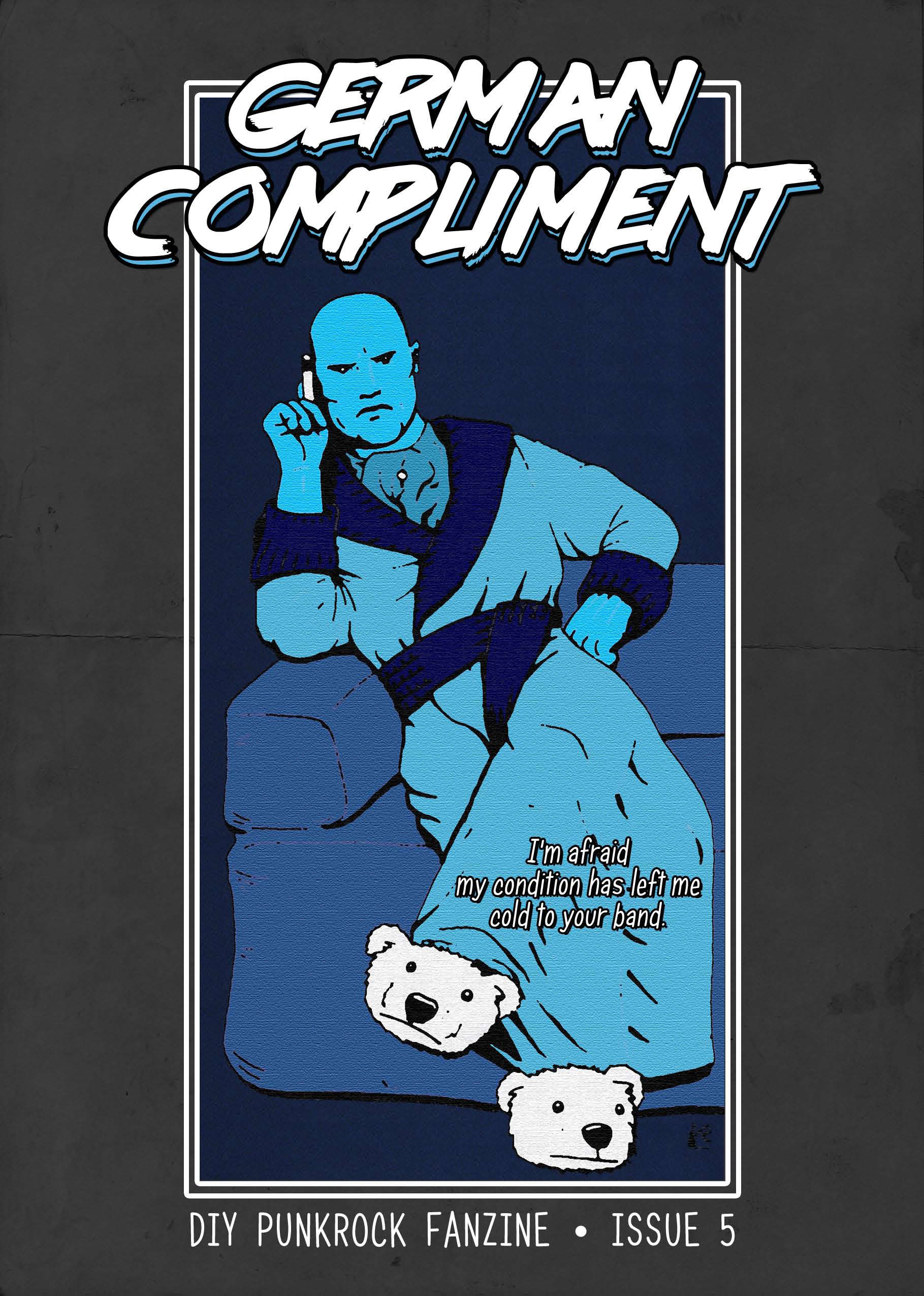 -sold out- German Compliment #5