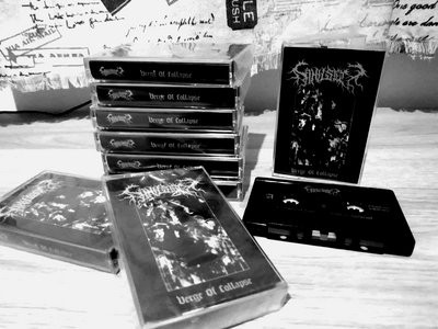 Nihilsect 'Verge of collapse' CS