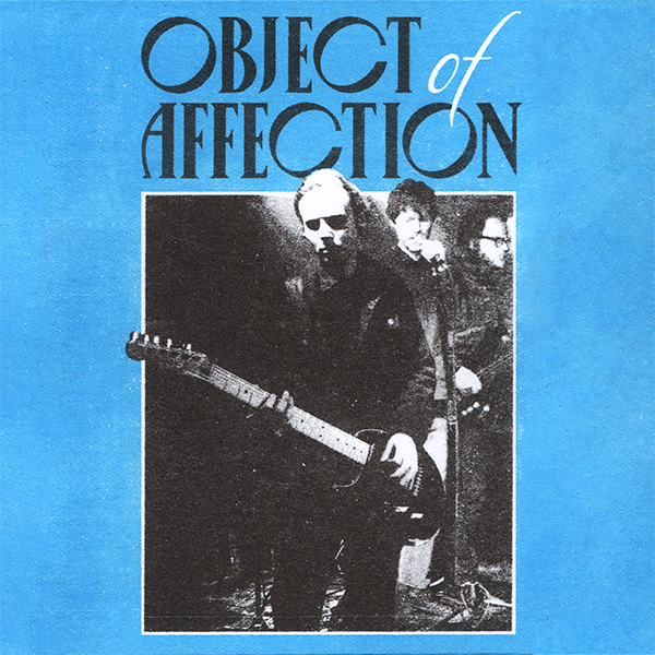 Object of Affection - S/T EP Cassette Tape