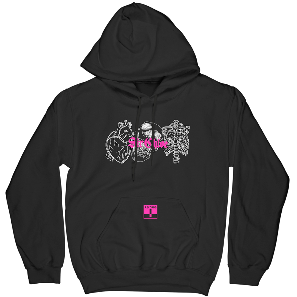 Monster From Hell Hoodie