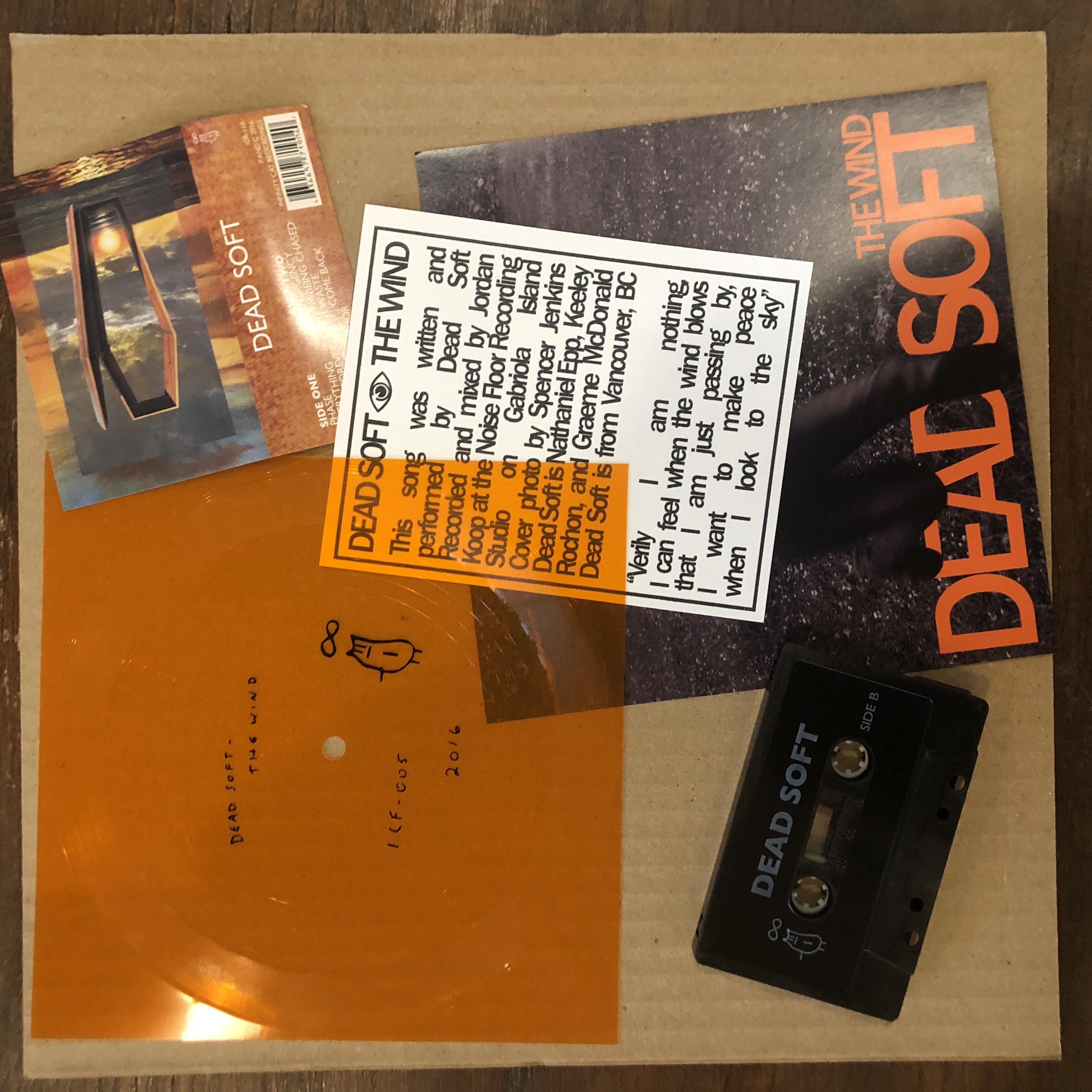 DEAD SOFT Cassette / Flexi NEW YEARS BUNDLE!