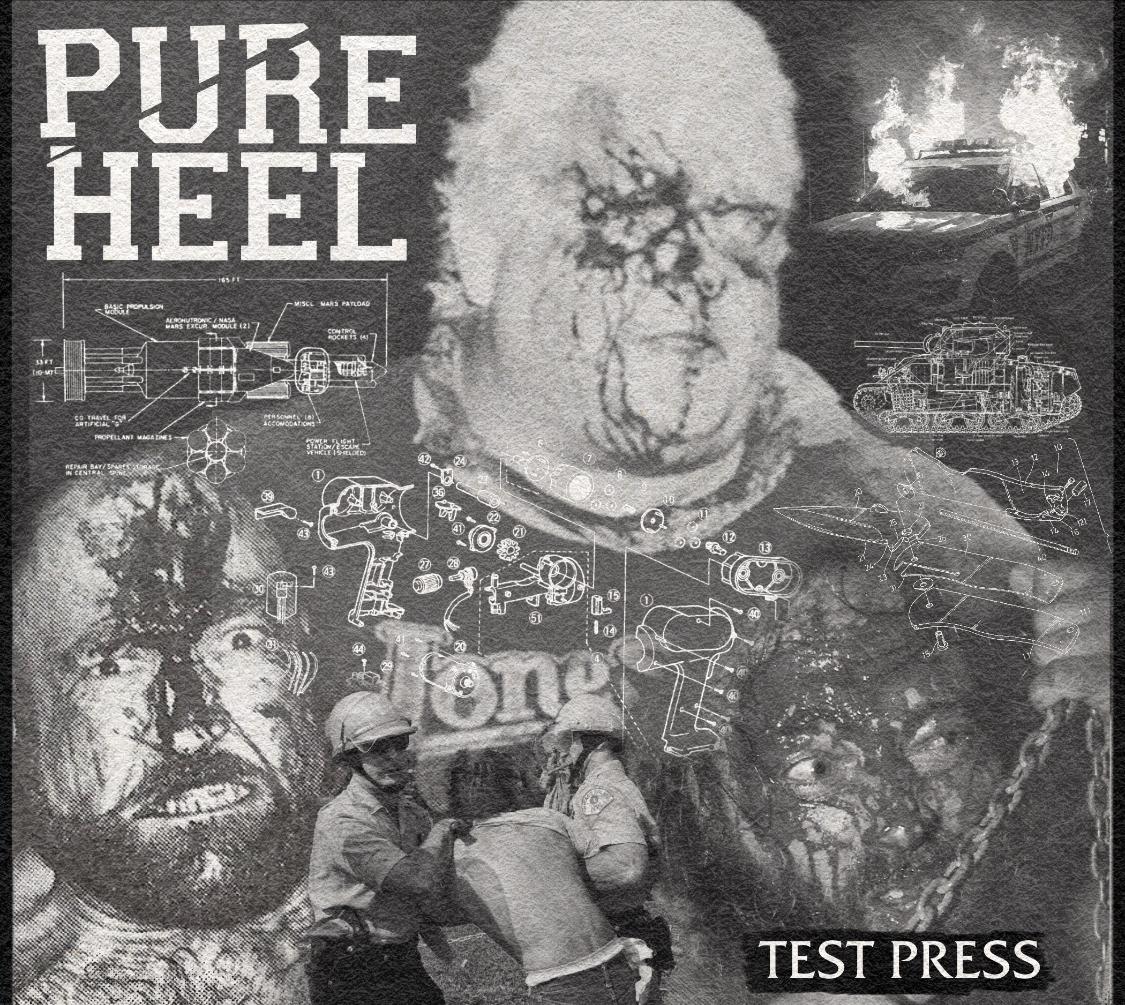 PURE HEEL Test Press