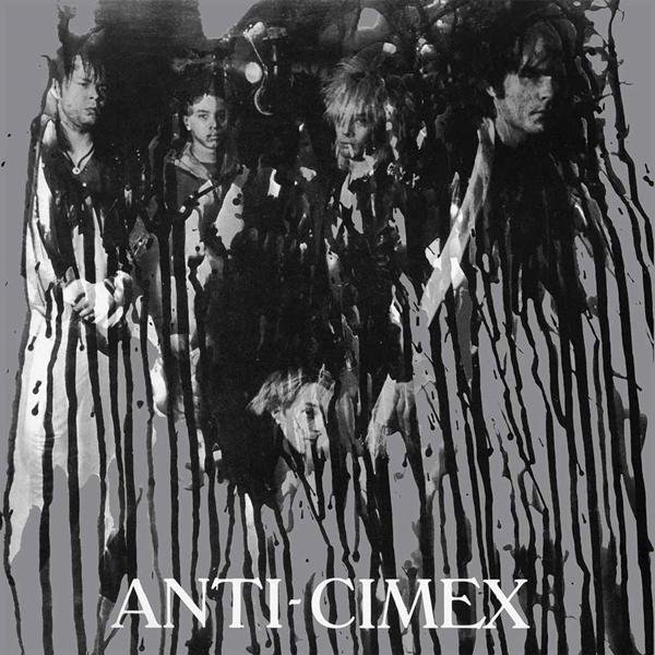 ANTI CIMEX - S/T LP