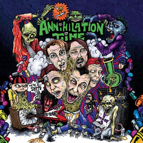 ANNIHILATION TIME - II LP