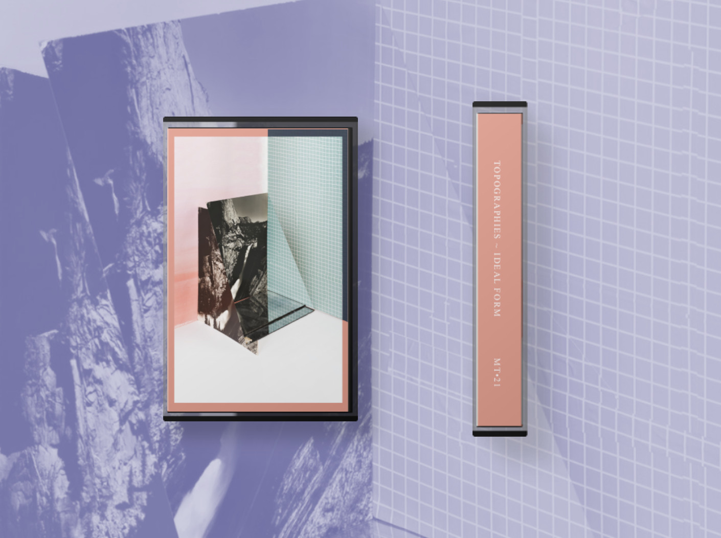 topographies - Ideal Form - Limited Cassette