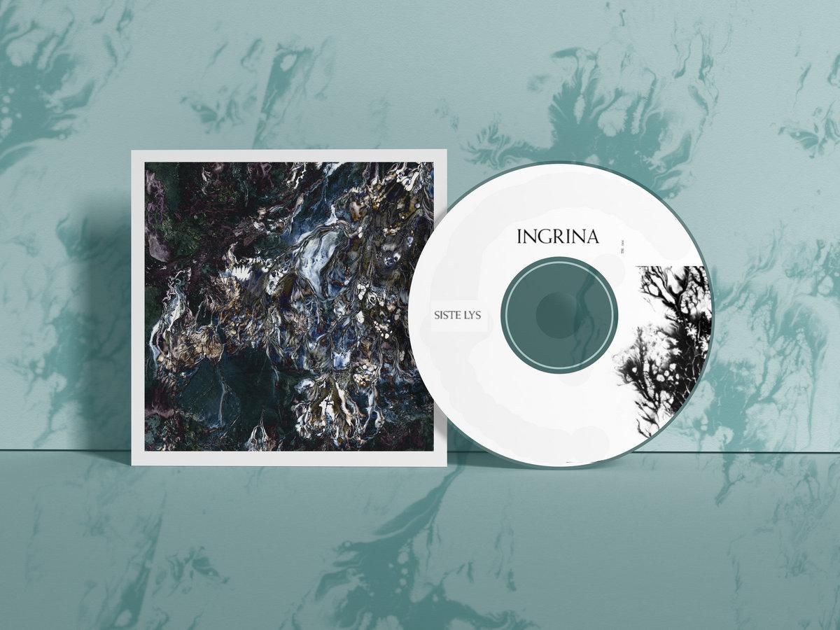 Ingrina - Siste Lys - CD