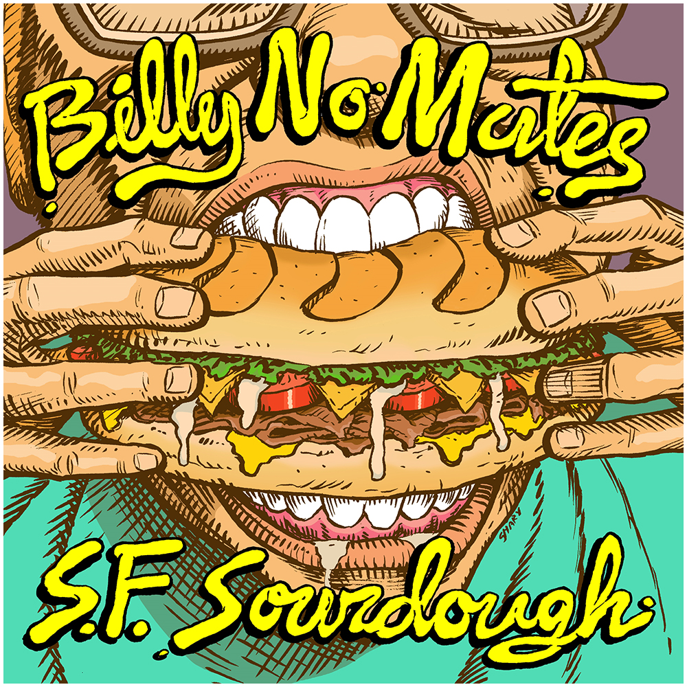 unless_you_try_records_Billy_no_mates_sourdough_vinyl
