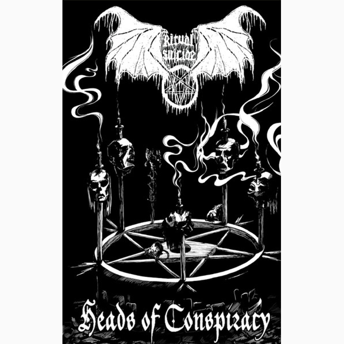RITUAL SUICIDE - Heads of Conspiracy