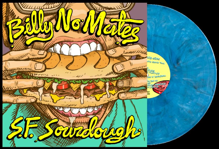 Billy No Mates - Sourdough LP