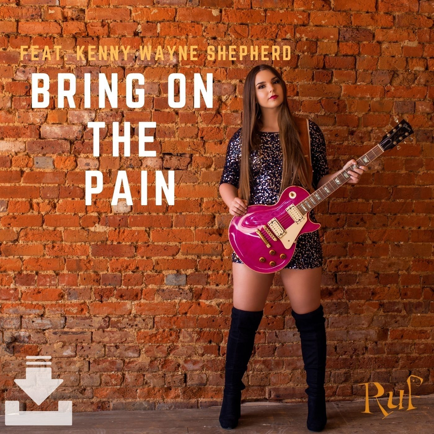 Bring On The Pain - Digital Single Download