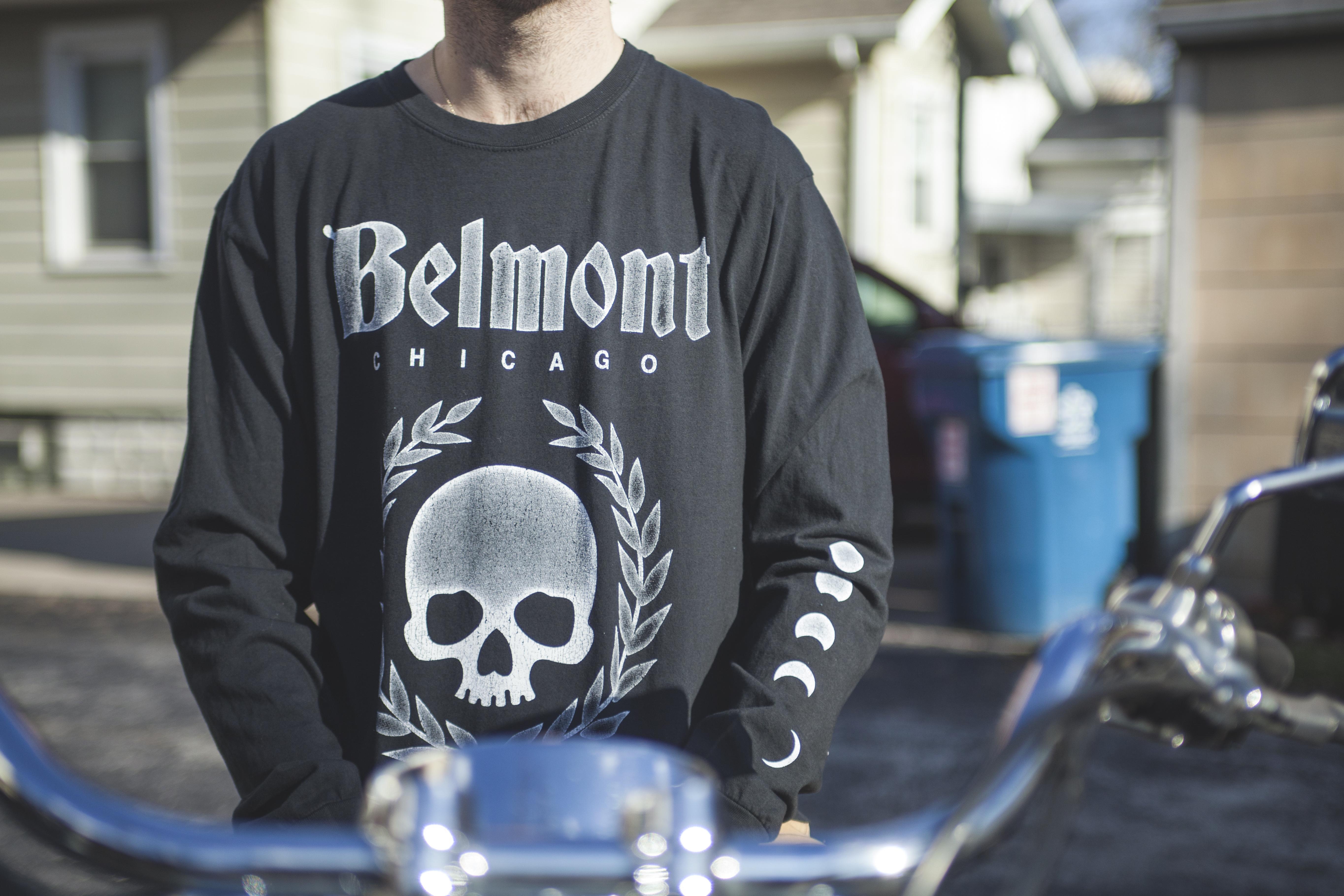 Skull Crest Long Sleeve