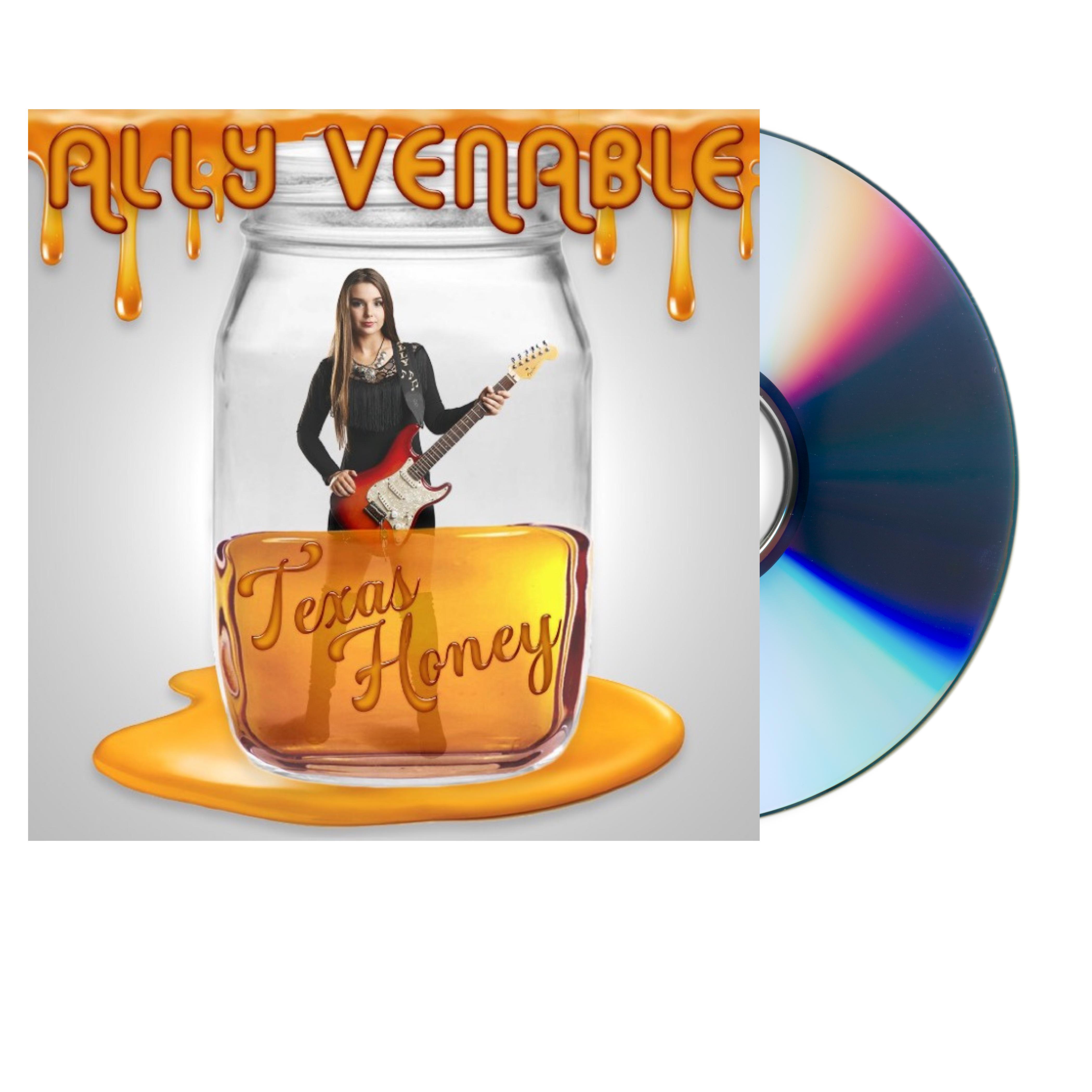 Texas Honey - CD