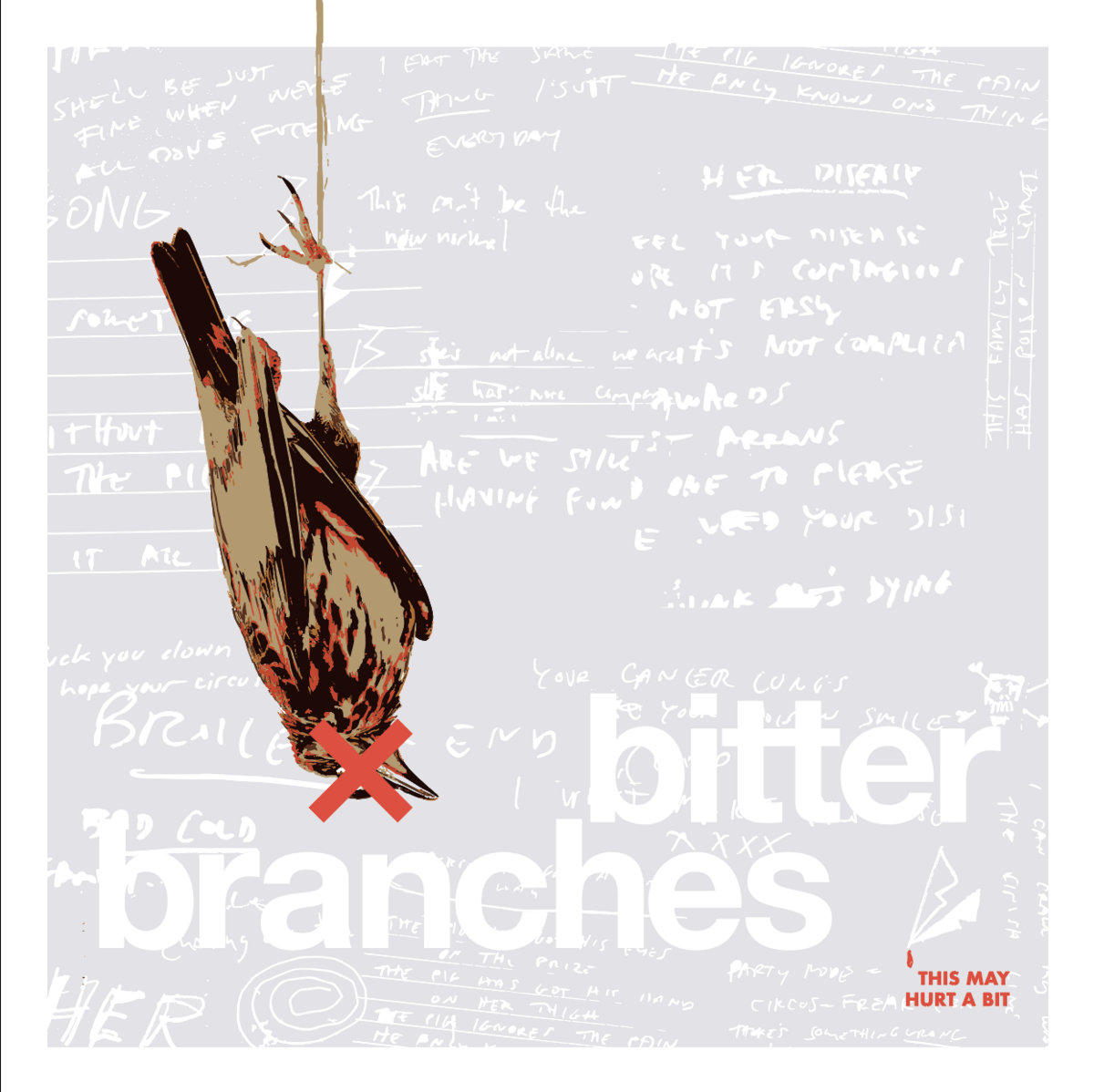 Bitter Branches - This May Hurt a Bit - LP
