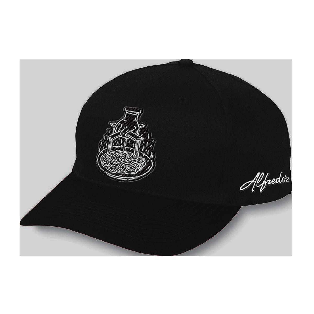 Alfredo Pasta Hat