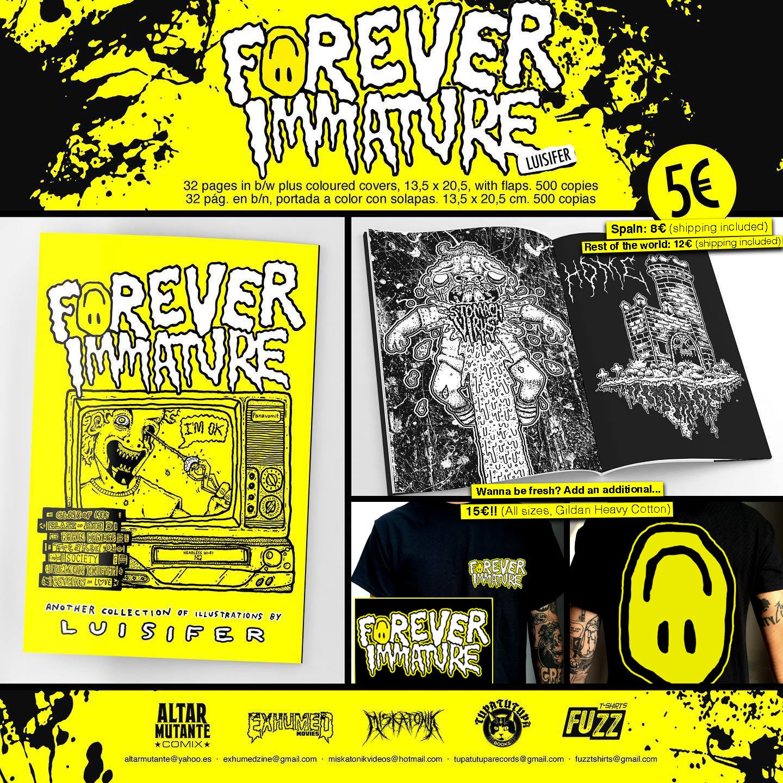 Fanzine Forever Immature