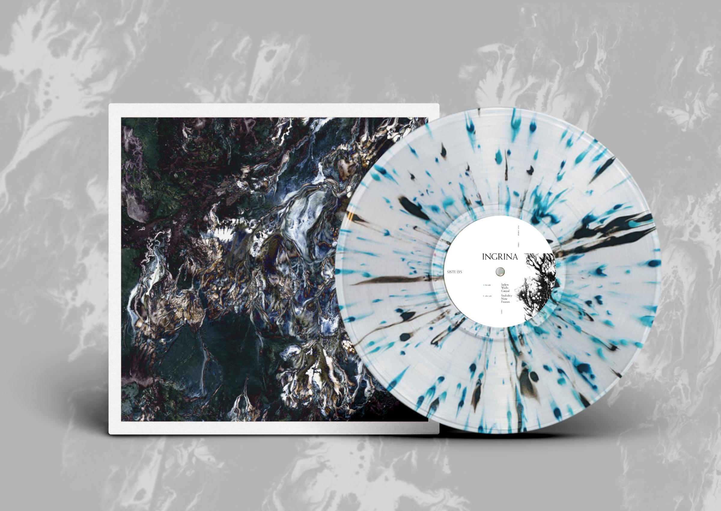 Ingrina - Siste Lys - LP