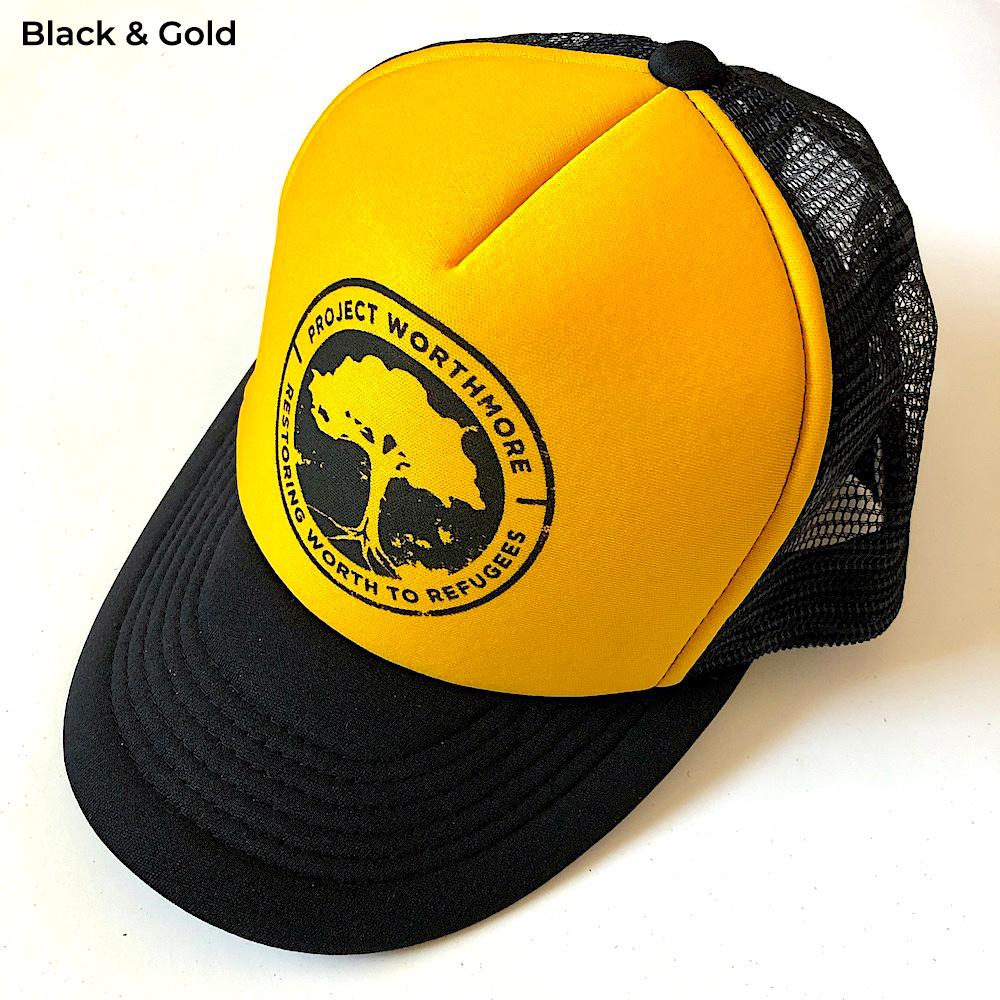 Dual Color Hat