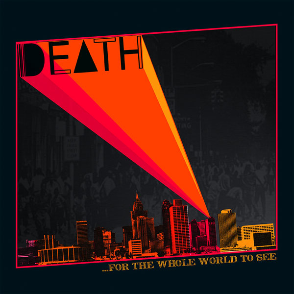 Death - ...For The Whole World To See LP