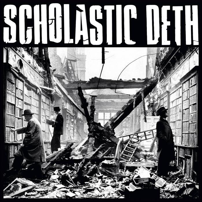 SCHOLASTIC DETH - Bookstore Core 2000-2002 LP