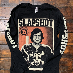 Slapshot '35 Years Of Hardcore' Longsleeve
