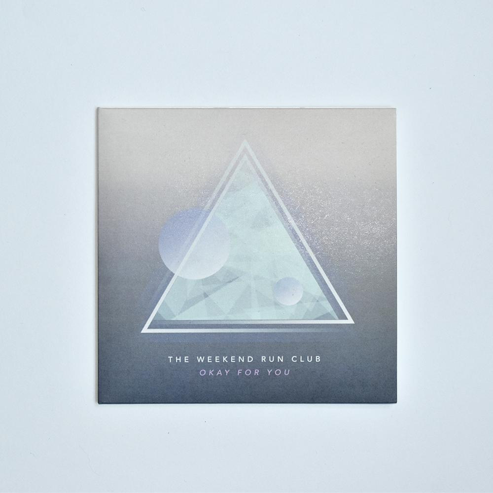 The Weekend Run Club - Okay for You (CD)