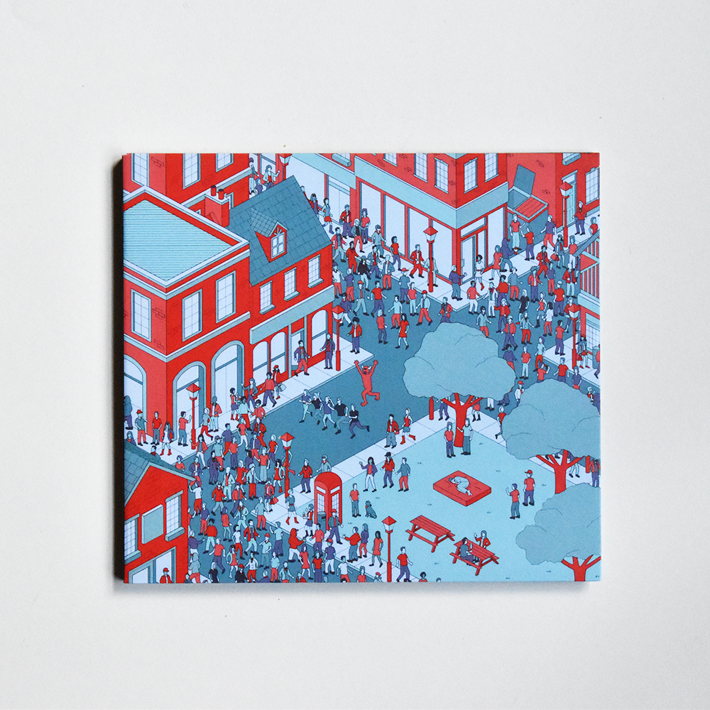 The Weekend Run Club - Zoo (CD)