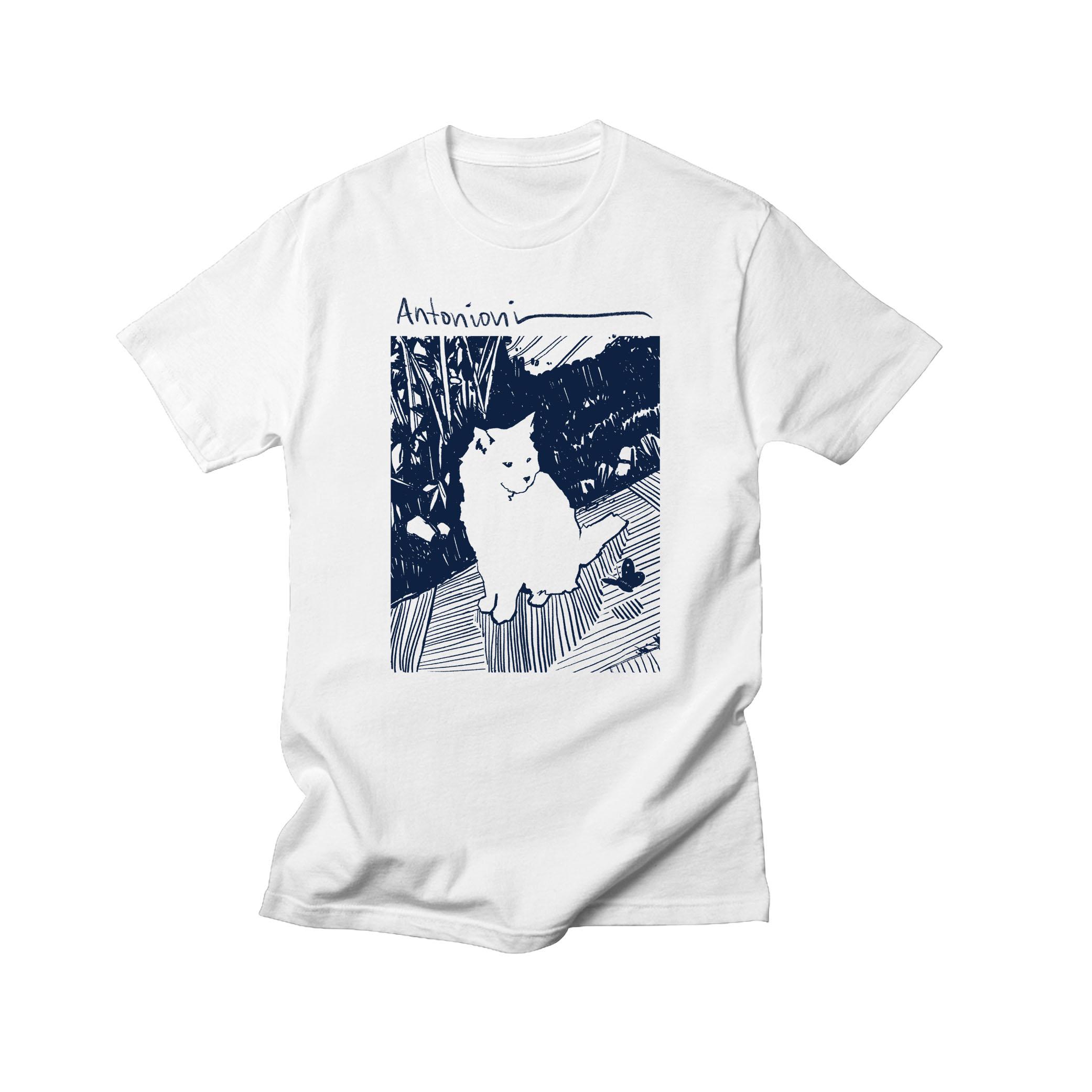 Antonioni - Cat Shirt