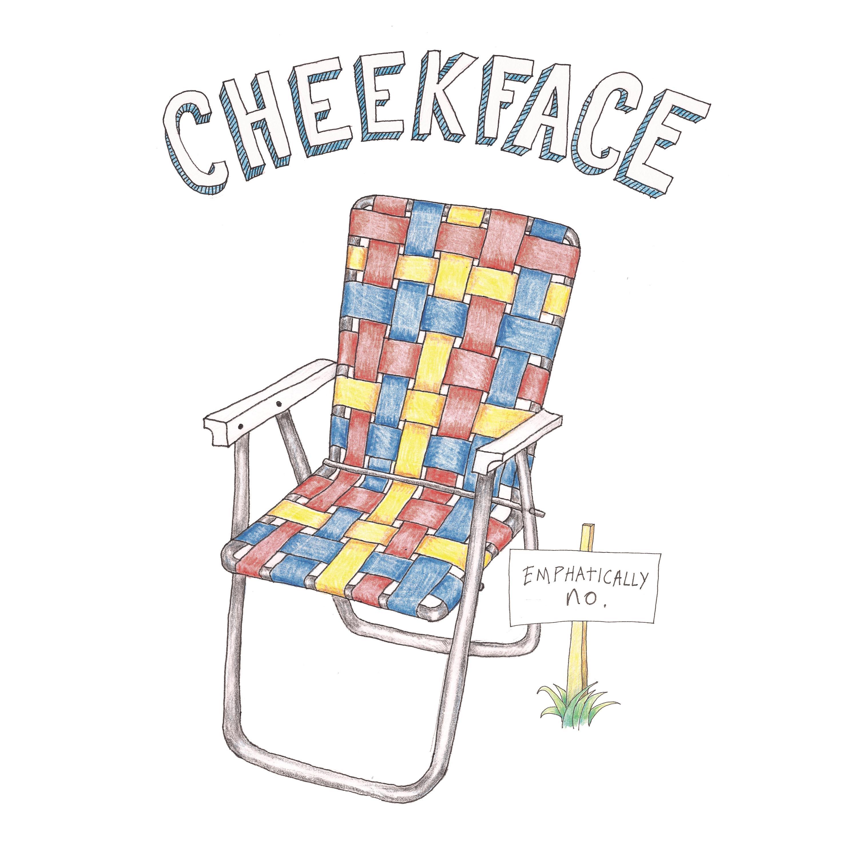 Cheekface - Emphatically No. LP