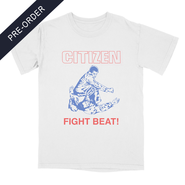 Citizen - Fight Beat Shirt