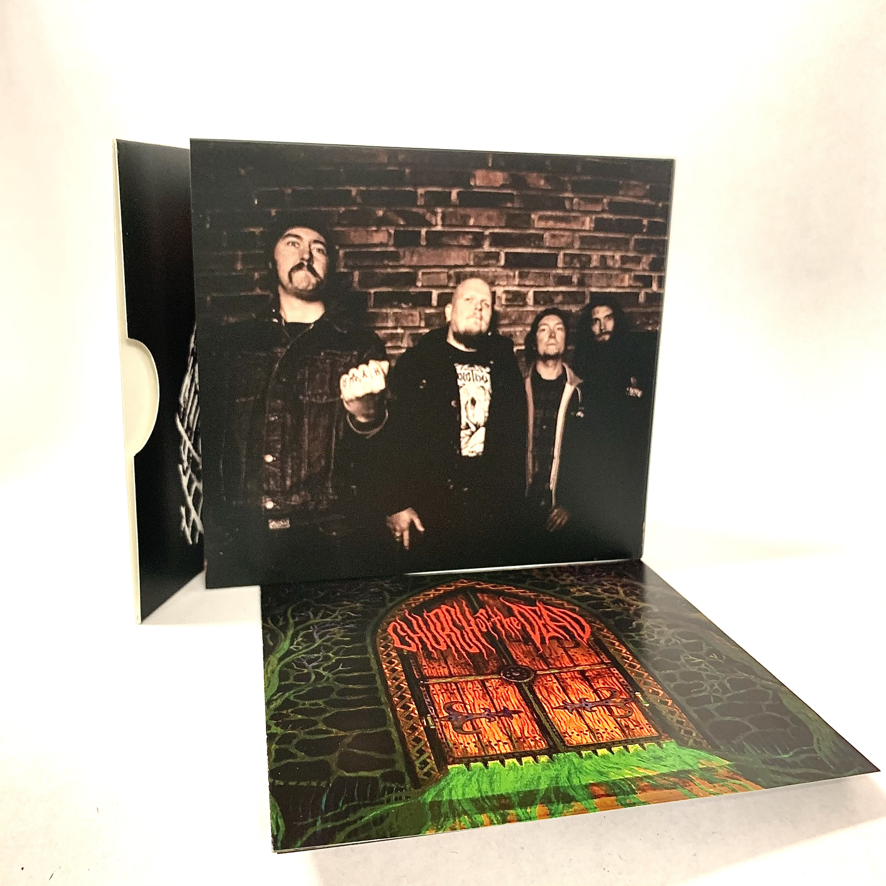 CHURCH OF THE DEAD - S/T