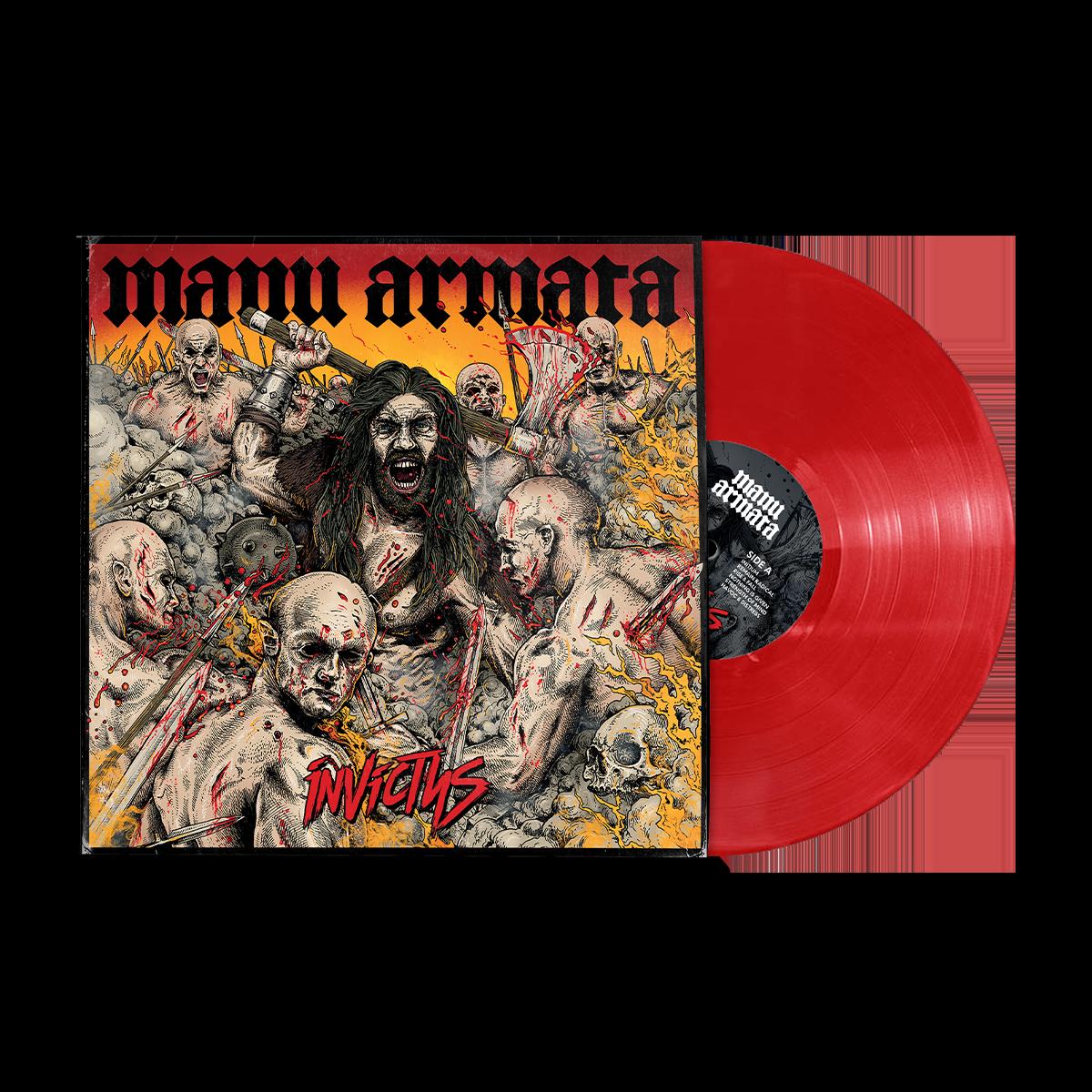 Manu Armata 'Invictus' LP
