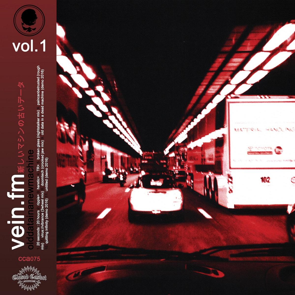 Vein.fm - Old Date In a New Machine Vol.1 LP