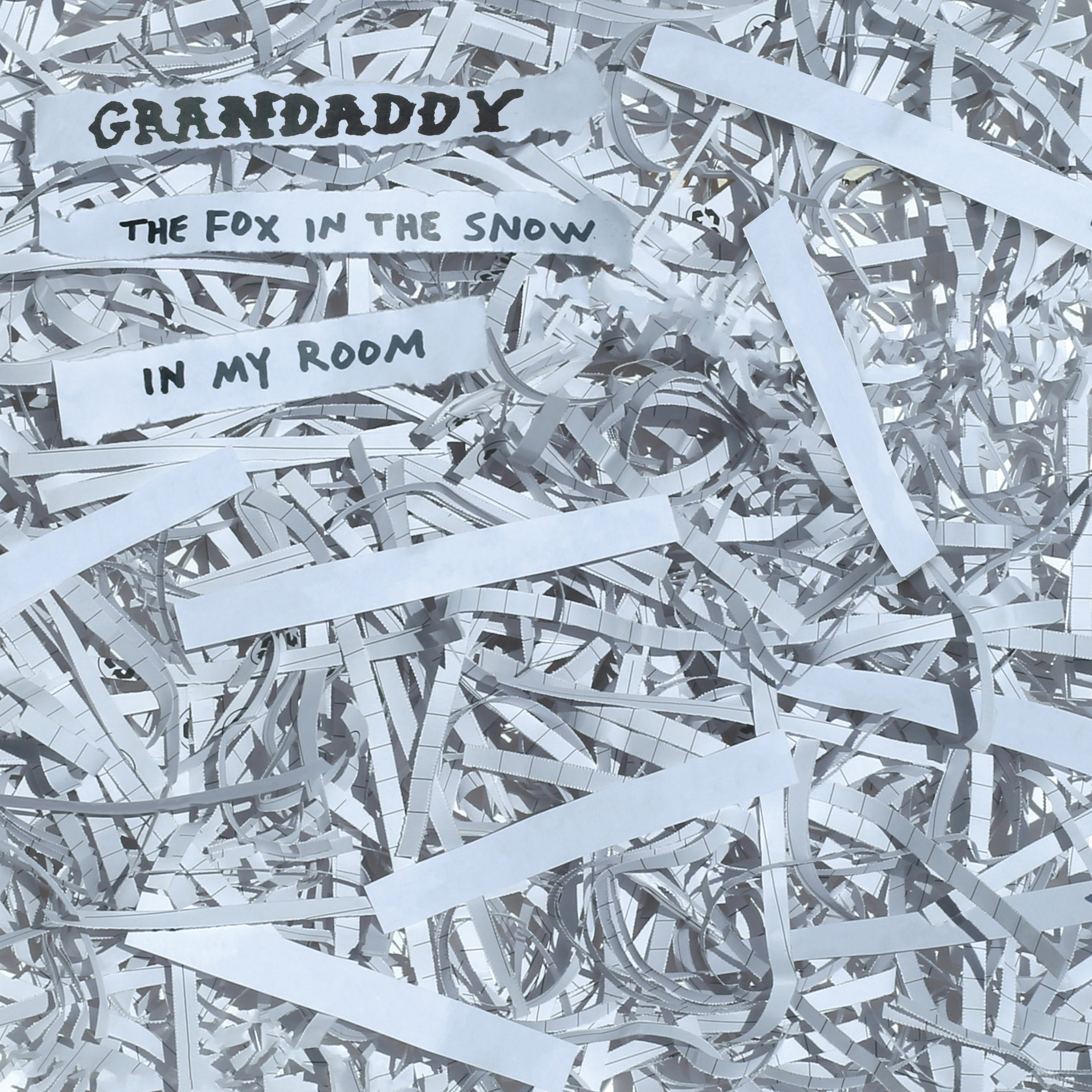 Grandaddy - 2020's Over Covers - Digital