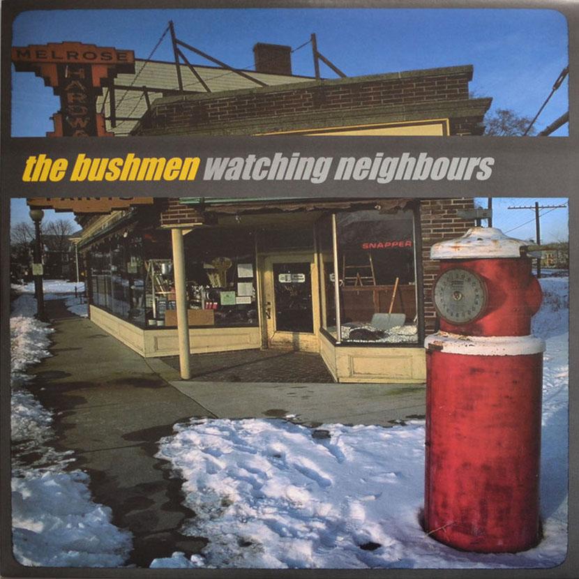 The Bushmen - Watching neighbours