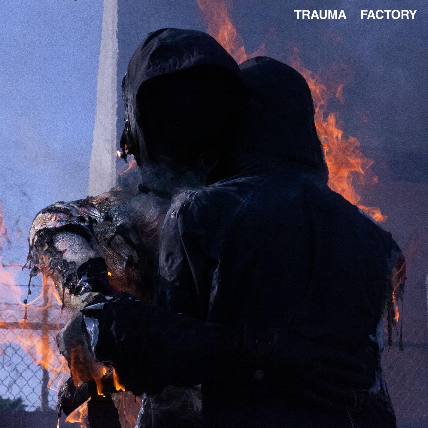 TRAUMA FACTORY DIGITAL DOWNLOAD