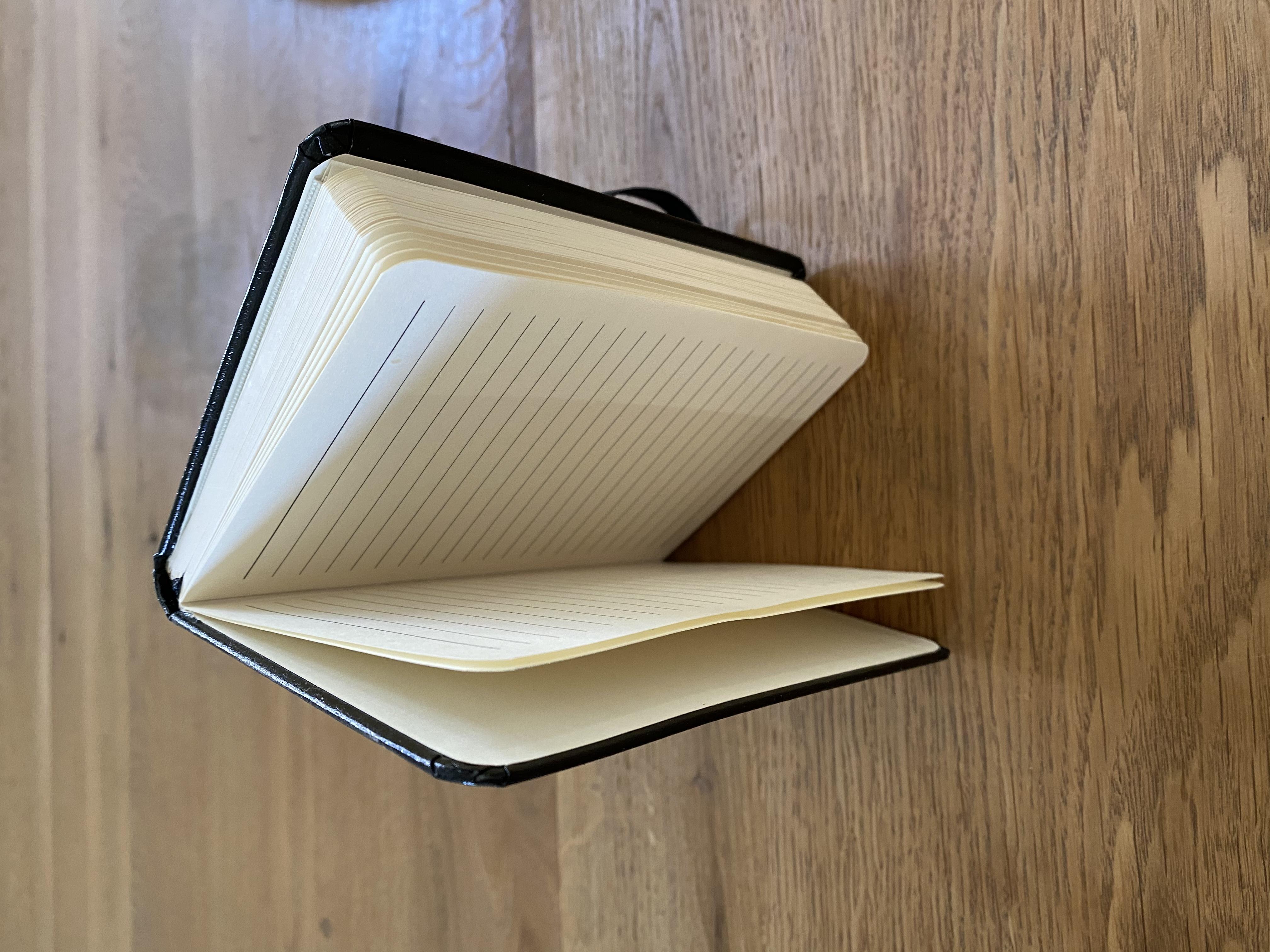 God I Hope Embossed Journal