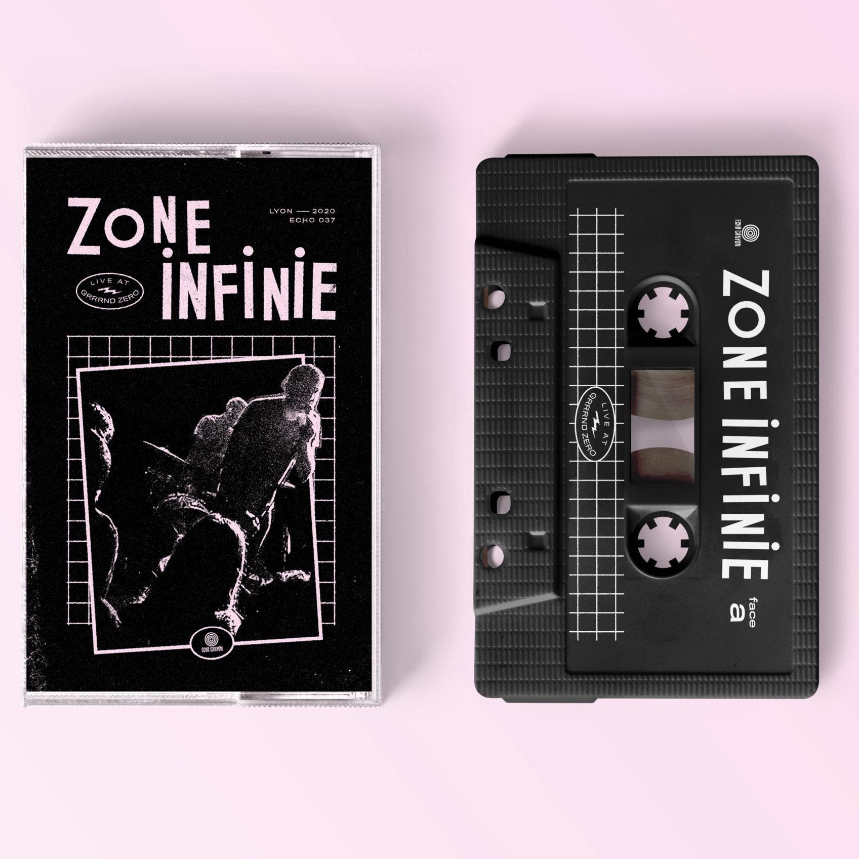 Zone Infini - live at Grrrnd Zero