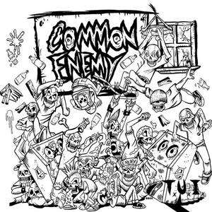 Common Enemy- T.U.I CD