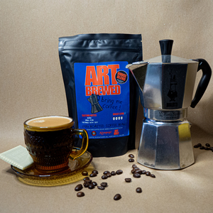 Art Brut 'Art Brewed' Limited Edition Bag (250g) of Coffee