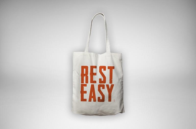 Rest Easy Tote Bag