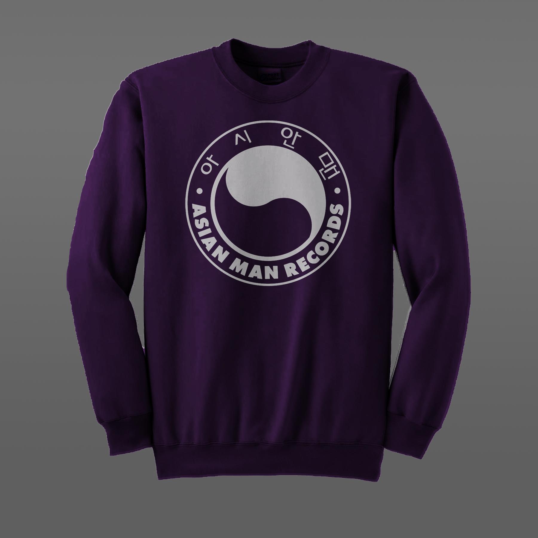 AMR Crewneck Purple