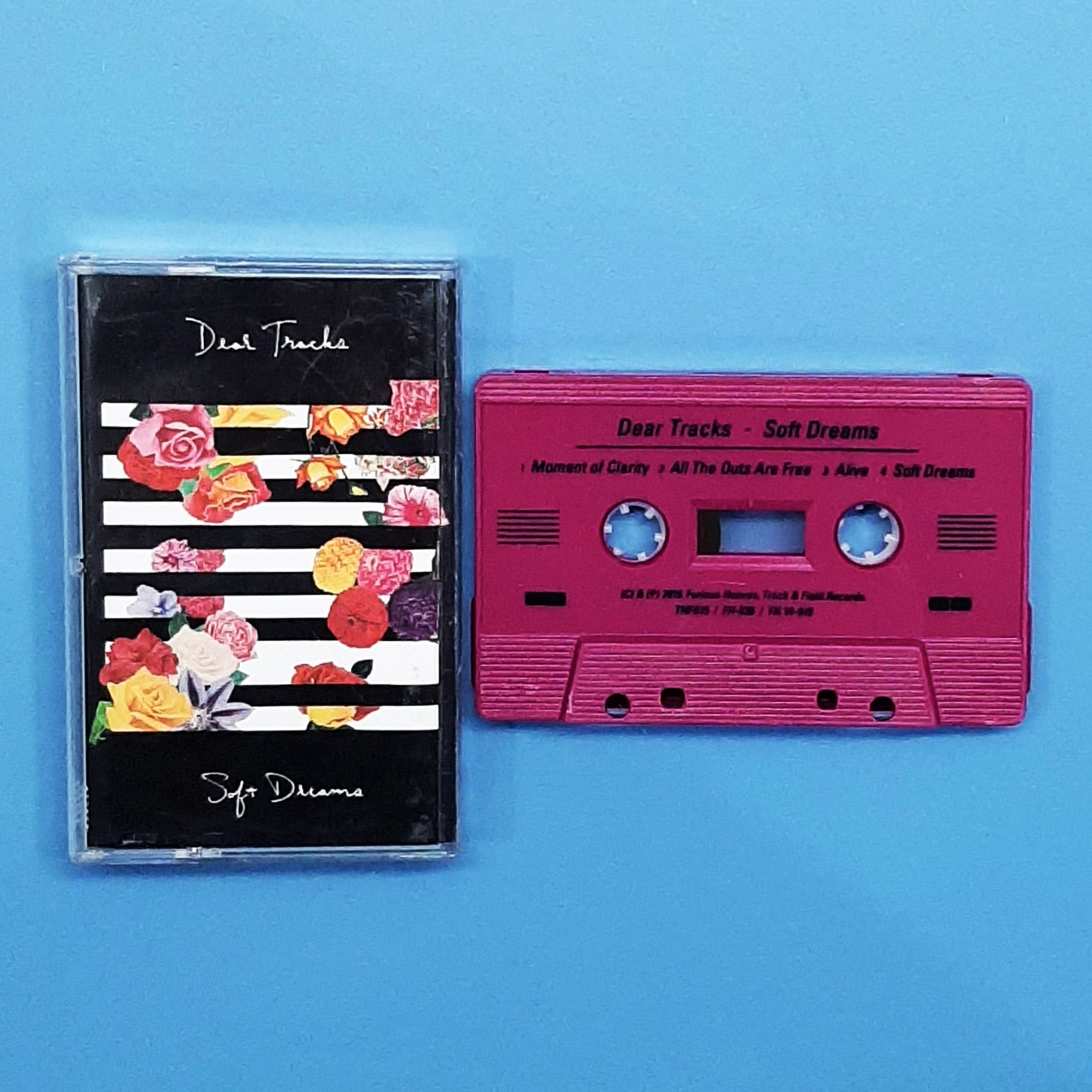 Dear Tracks - Soft Dreams (Track and Field Records / Furious Hooves)