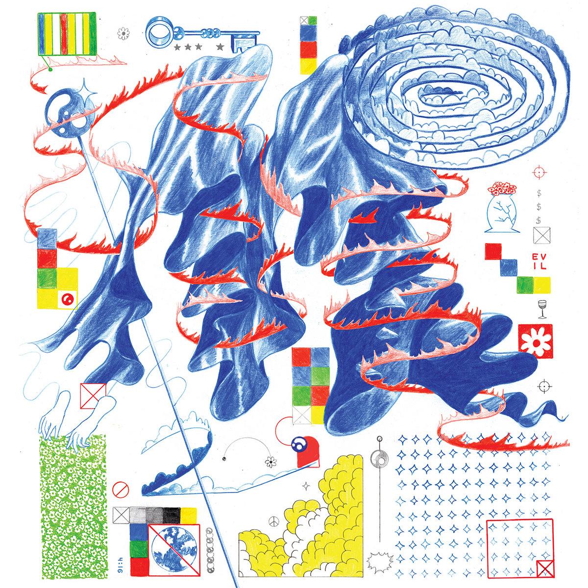 Goon - Natural Evil LP