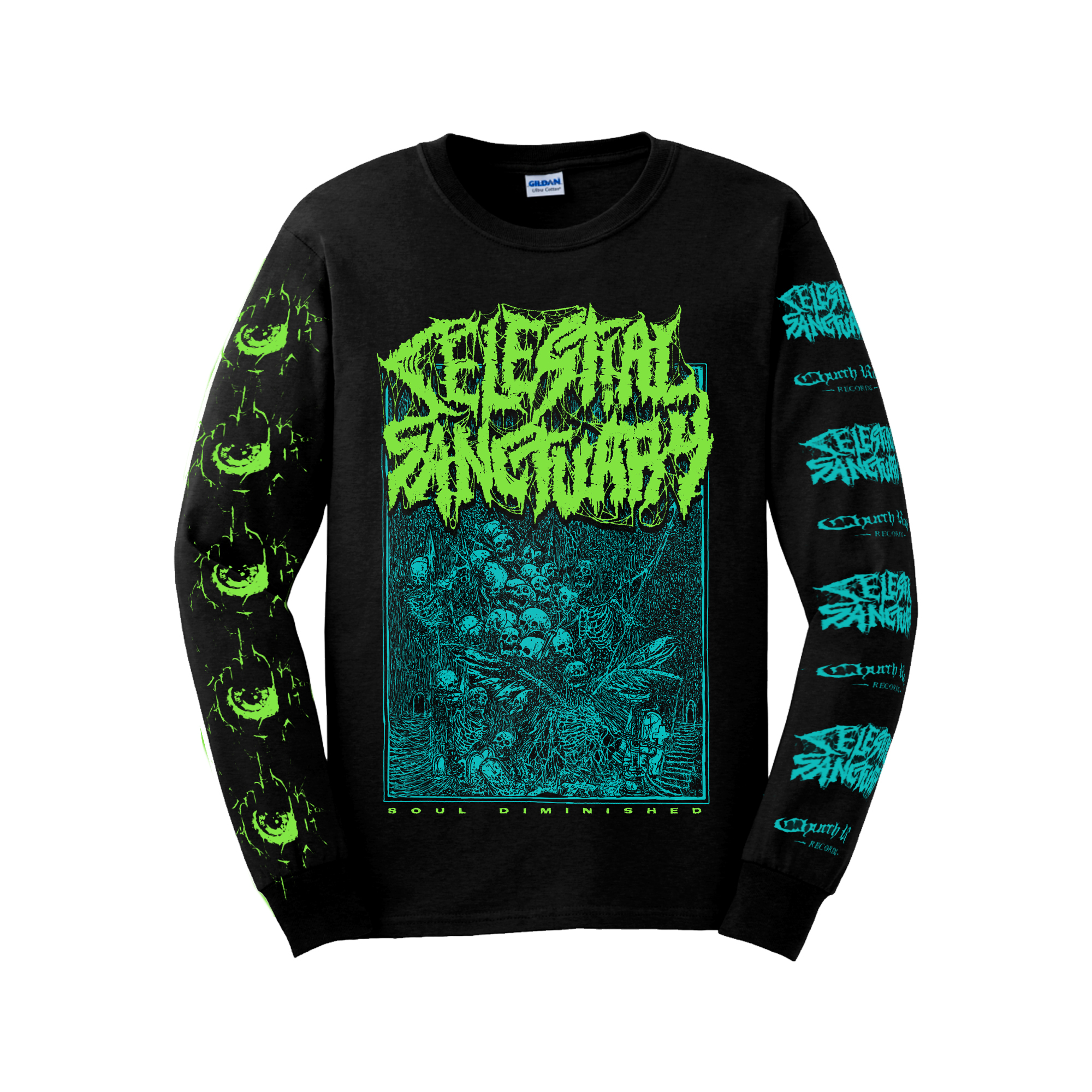 Celestial Sanctuary - Soul Diminished long sleeve